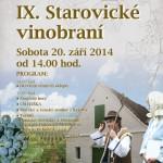 Starovice_vinobrani_2014_