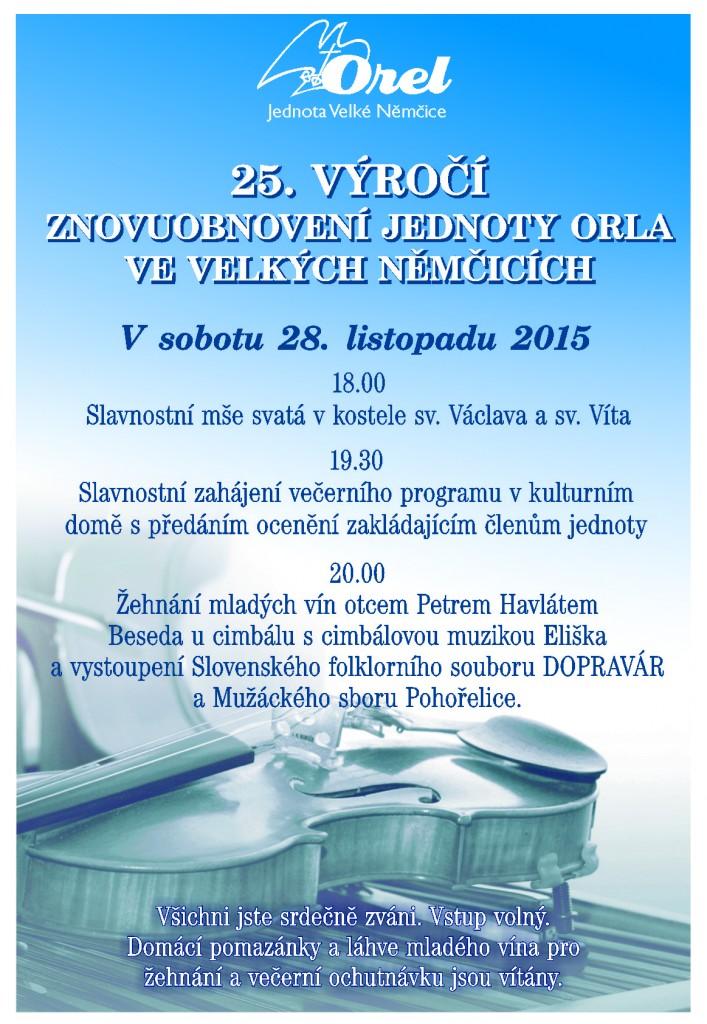 plakat_25-vyroci_OrelJednota